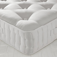 Buy John Lewis Natural Collection Linen 3000 Mattress, Double Online at johnlewis.com
