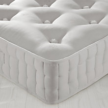 Buy John Lewis Natural Collection Linen 3000 Mattress, Single Online at johnlewis.com