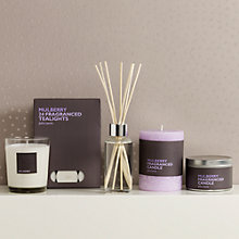 Buy John Lewis Mulberry Home Fragrance Collection Online at johnlewis.com
