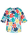John Lewis Girl Floral Top, Multi