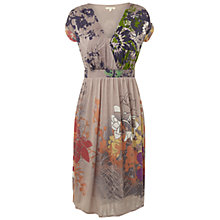 Buy White Stuff Twice Over Dress, Light Berry Online at johnlewis.com