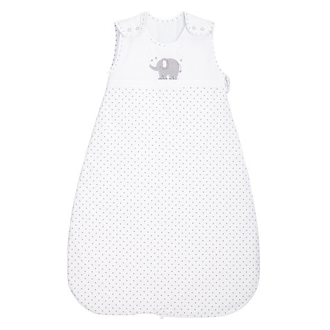 Buy John Lewis Baby Elephant Sleeping Bag, 2.5 Tog, Grey Online at johnlewis.com
