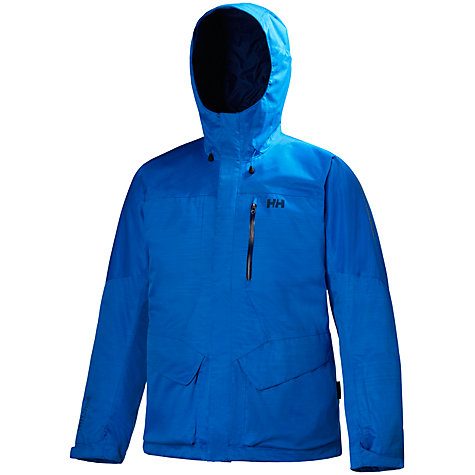 Buy Helly Hansen Clandestine Jacket, Racer Blue Online at johnlewis.com