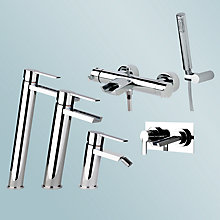 Buy Abode Desire Bathroom Taps Online at johnlewis.com
