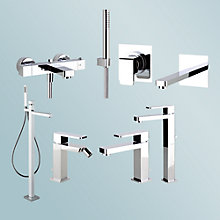 Buy Abode Fervour Bathroom Taps Online at johnlewis.com