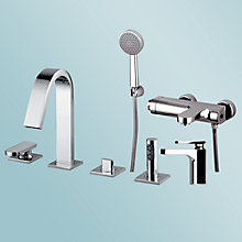 Buy Abode Rapture Bathroom Taps Online at johnlewis.com