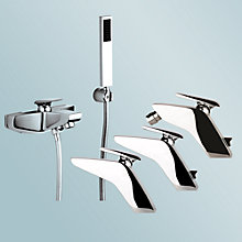 Buy Abode Extase Bathroom Taps Online at johnlewis.com