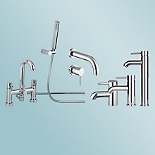 Buy Abode Harmonie Bathroom Taps Online at johnlewis.com
