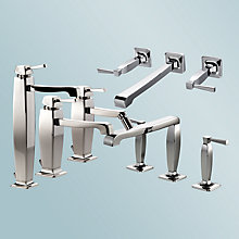 Buy Abode Decadence Bathroom Taps Online at johnlewis.com