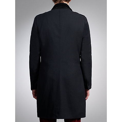 Buy Joe Casely-Hayford for John Lewis Berwick Coat, Black Online at johnlewis.com