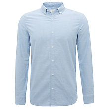 Buy John Lewis Newtown Organic Oxford Shirt Online at johnlewis.com
