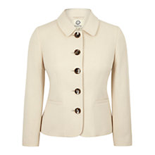 Buy Viyella Petite Teddy Jacket, Blonde Online at johnlewis.com