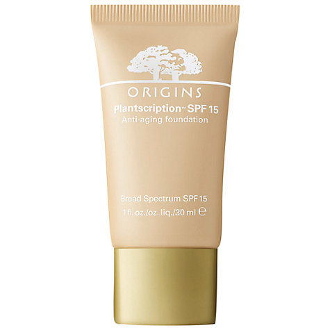 Buy Origins Plantscription™ SPF 15 Anti-Aging Foundation Online at johnlewis.com