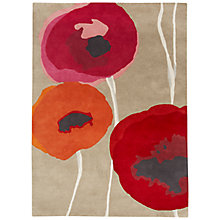 Buy Sanderson Poppies Rug, L280 x W200cm Online at johnlewis.com
