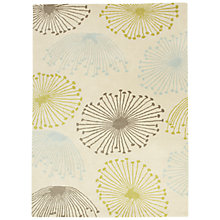 Buy Sanderson Dandelion Rug, Duck Egg/ Olive Online at johnlewis.com
