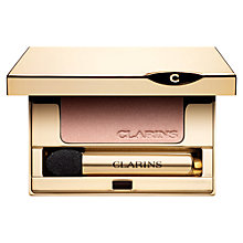 Buy Clarins Mineral Mono Eyeshadow Online at johnlewis.com