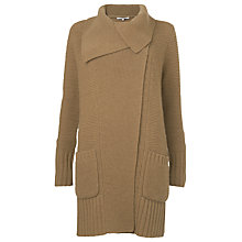 Buy L.K. Bennett Adele Shawl Neck Cardigan Online at johnlewis.com