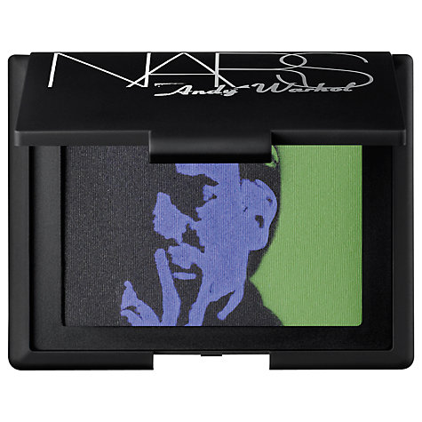 Buy NARS Andy Warhol Holiday 2012 Collection - Warhol Self Portrait Eyeshadow Palette Online at johnlewis.com