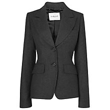 Buy L.K. Bennett Denese Blazer Jacket, Grey Online at johnlewis.com