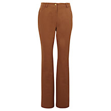 Buy Viyella Smart Jeans, Toffee Online at johnlewis.com