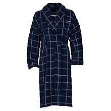 Buy Gant Windowcheck Bathrobe Online at johnlewis.com