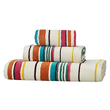 Buy Joules Deckchair Stripe Towels Online at johnlewis.com