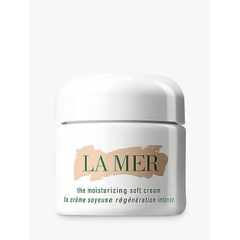 Buy La Mer The Moisturising Soft Cream Online at johnlewis.com