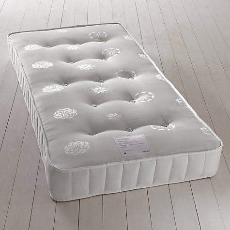 Buy John Lewis No Turn Open Spring 325 Mattress, Single Online at johnlewis.com