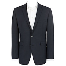 Buy John Lewis Purple Stripe Suit Jacket, Charcoal Online at johnlewis.com