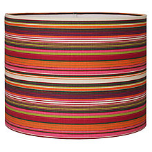 Buy Harlequin Scion Strata Stripe Lampshade Online at johnlewis.com