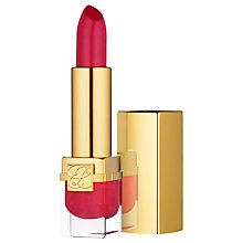 Buy Estée Lauder Pure Color Vivid Shine Lipstick Online at johnlewis.com