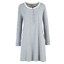 Buy John Lewis Deauville Nightdress, Grey Online at johnlewis.com