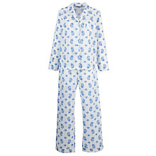 Buy John Lewis Paisley Pyjama Set, Multi Online at johnlewis.com