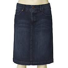 Buy White Stuff Victoria Skirt, Denim Online at johnlewis.com