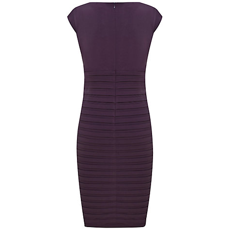 Buy Alexon Pleat Contour Dress Online at johnlewis.com