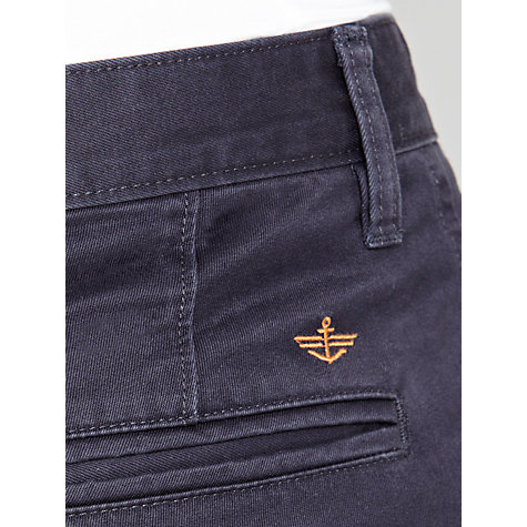 Buy Dockers Alpha Khaki Slim Fit Trousers Online at johnlewis.com