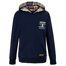 Buy Barbour Bittaford Hoodie, Navy Online at johnlewis.com