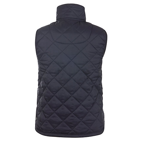 Buy Barbour Boys' Liddesdale Gilet, Navy Online at johnlewis.com