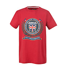 Buy Barbour Polo Club T-Shirt Online at johnlewis.com