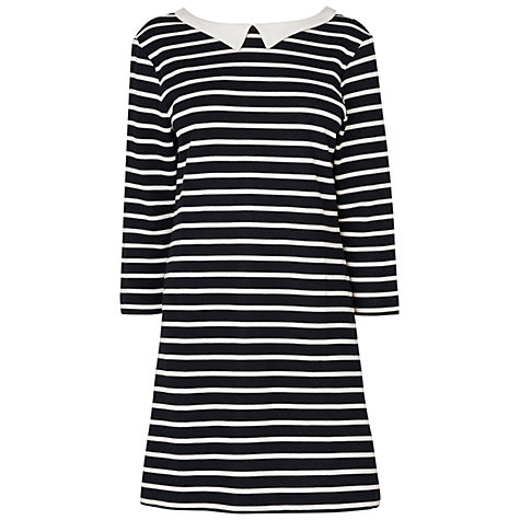 Buy Boutique by Jaeger Sally Stripe Dress Online at johnlewis.com