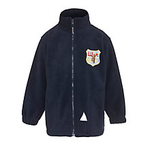 Buy Hornsby House School Unisex Sports Fleece, Navy Online at johnlewis.com