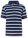 John Lewis Boy Striped Polo Shirt
