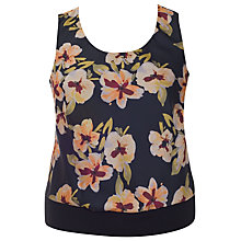Buy Chesca Floral Print Cami, Multi Online at johnlewis.com
