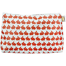 Buy Anorak Kissing Rabbits Washbag, Medium Online at johnlewis.com