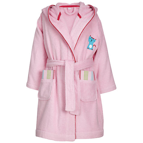 Buy little home at John Lewis Kaleidoscope Bath Robe Online at johnlewis.com