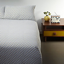 Buy Orla Kiely Ditty Print Duvet Cover Online at johnlewis.com