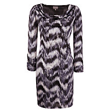 Buy Ghost Amara Cowl Neck Dress Online at johnlewis.com