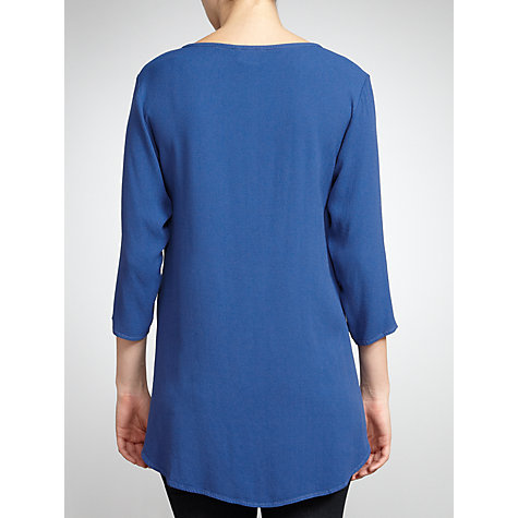 Buy Ghost Daisy Satin Long Sleeve Top Online at johnlewis.com