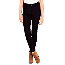 Buy Oasis High Waist Cherry Jeans, Denim Online at johnlewis.com