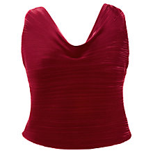 Buy Chesca Pleated Camisole Online at johnlewis.com